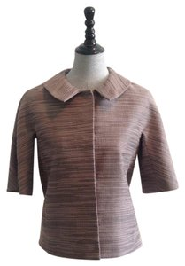 Ann Taylor Button Down Shirt Sand