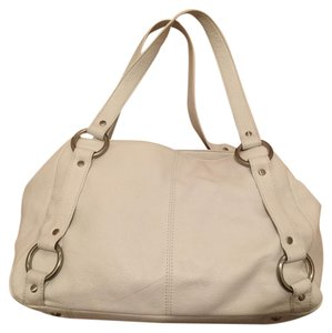 Hobo International Satchel in White