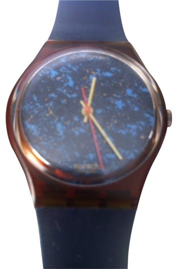 Swatch Men's Vintage Swatch Watch With Case