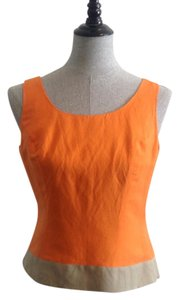 Le Suit Top Orange