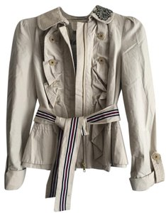 Anthropologie Khaki Jacket