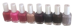 Essie Lot of 8 Essie Nail Polish