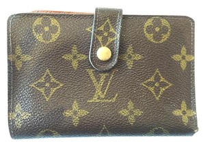Louis Vuitton French Purse Wristlet in Monogram