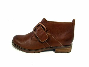 Sfft Boone Leather Ankle Brown Boots