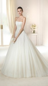 Pronovias Nigua Wedding Dress