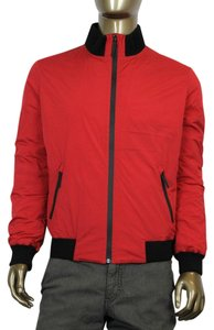 Gucci Men's Bomber Red Jacket