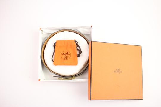 Hermès Brushed Reversible H Logo Belt Kit 42HER919 Image 2