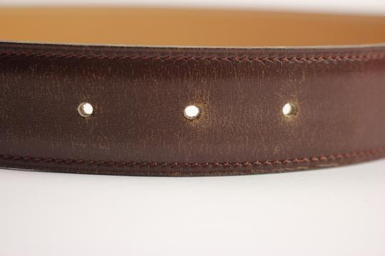 Hermès Brushed Reversible H Logo Belt Kit 42HER919 Image 5