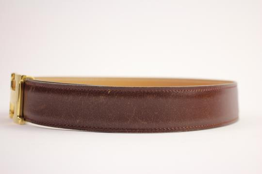 Hermès Brushed Reversible H Logo Belt Kit 42HER919 Image 6