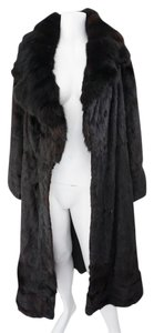 Mink Winter Mink Coat