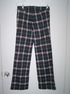 I Love You Size 7 Junior Flare Pants Multi Color