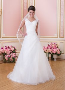 Justin Alexander Justin Alexander Sweetheart Bridal 6024 Wedding Dress