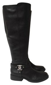 Vince Camuto Leather black Boots
