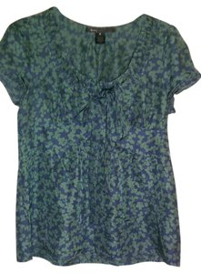 Marc Jacobs Top Green and Blue