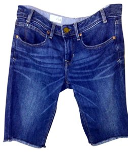 Gap Skinny Short Cutoff Cut Off Shorts Dark Denim