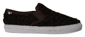 Tory Burch Rosettes Sneakers brown Flats