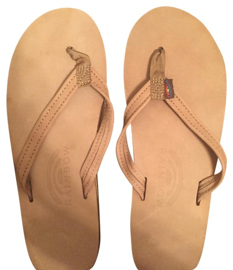164d7ba70 Rainbow Sandals Sierra Brown Double Layer Premier Leather with Arch ...