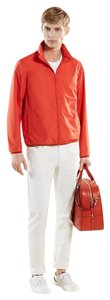 Gucci Men's Techno Poly Red Jacket
