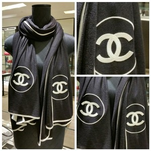 Chanel Chanel Cashmere Scarf NWT