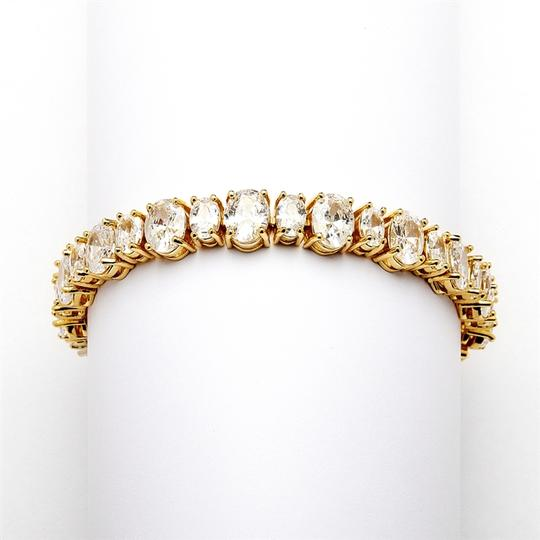 Preload https://item3.tradesy.com/images/other-gorgeous-multi-ovals-crystals-gold-bridal-bracelet-1960317-0-0.jpg?width=440&height=440