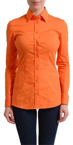 Versace Collection Top Orange