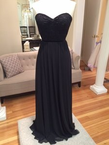 Jenny Yoo Black Scarlett Dress