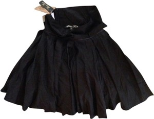 Winter Kate Mini Skirt Black