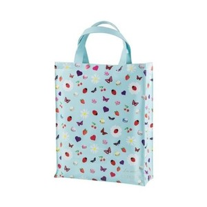 Laduree Charm Print Tote in Light Blue
