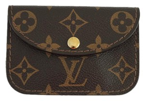 Louis Vuitton WAS $205 #8749 Monogram waist bag pochette flap pouch bag