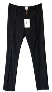 Carolina Herrera wool slim leg pant with piped detail down the front. Brand new, never worn. Straight Pants
