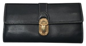 Louis Vuitton Dark Navy Blue Clutch