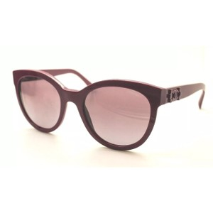 Chanel Chanel Cateye Dark Fuschia Sunglasses