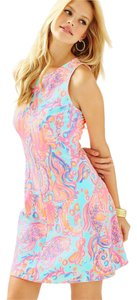 Lilly Pulitzer short dress Pink Pout Felicity on Tradesy