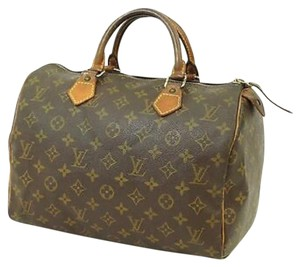 Louis Vuitton Satchel in Br