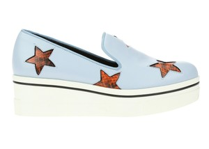 Stella McCartney Blue Platforms