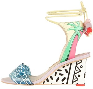Sophia Webster Multi Color Sandals