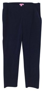 Lilly Pulitzer Straight Pants Navy