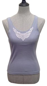 Lord & Taylor Top Light Blue