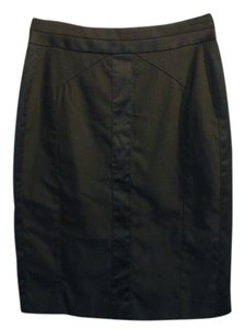 Ann Taylor Pencil Bussiness Skirt Black