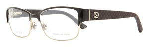 Gucci New Gucci GG4264 Women's Black/Gold Eyeglasses