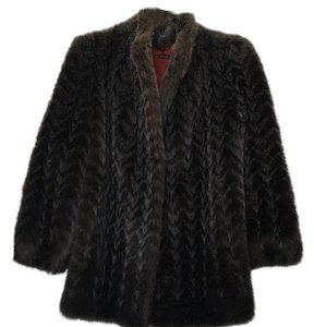 Jordache Fur Coat
