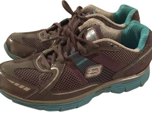 Skechers Gray/ blue Athletic
