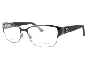 Gucci NEW Gucci GG4264 Black/Silver Women's Eyeglasses