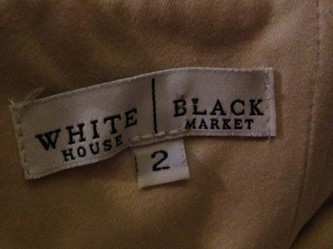 White House | Black Market Strapless Dress
