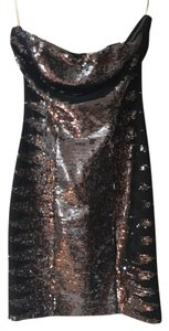 Nikibiki Sequin Strapless Dress