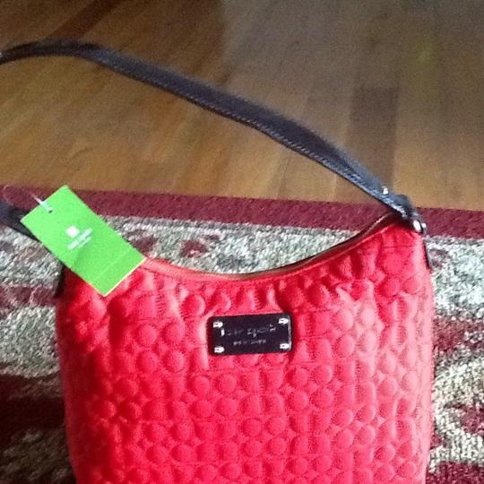 Kate Spade Satchel in Poppy