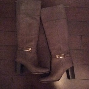 Tory Burch Taupe/tan/brown Boots