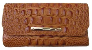 Brahmin Brahmin Soft Checkbook Leather Wallet