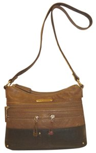 Stone Mountain Accessories Nwt Leather Cross Body Bag