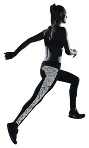 Lululemon SIZE 8 NWT SPEED TIGHT IV KILL THE LIGHT SPECIAL EDITION